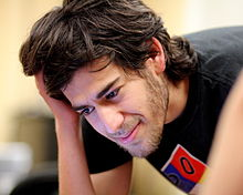 Aaron Swartz  1986 - 2013