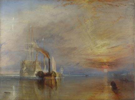 The Fighting Temeraire J. M. W. Turner - 1839