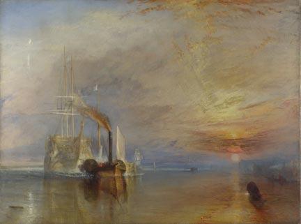 The Fighting Temeraire J. M. W. Turner - 1839